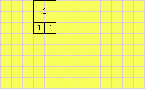 Picture of 3 squares