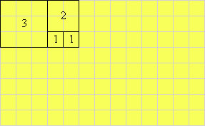 Picture of 4 squares