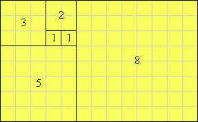 Picture of 6 squares