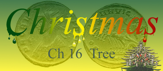 Christmas book logo Chapter 16