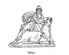 Image of Mithra.